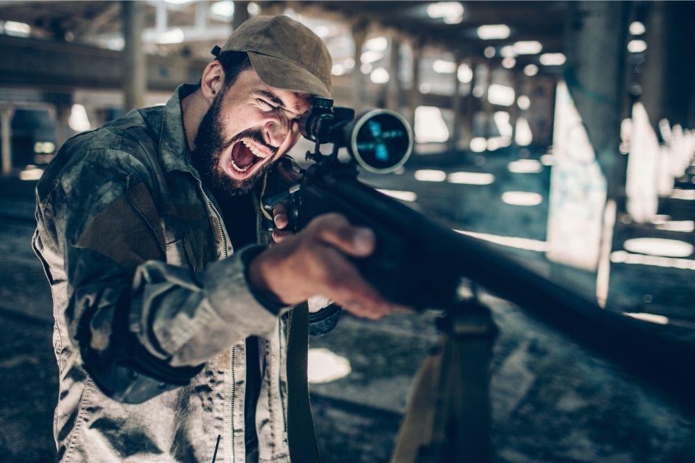 Can Airsoft Guns Kill