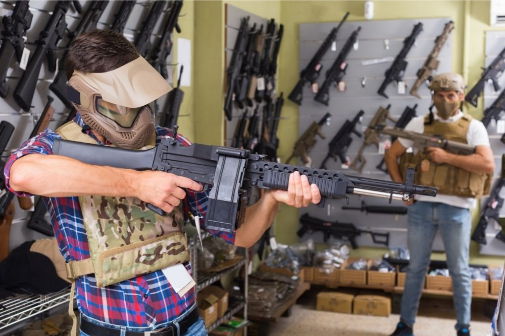 Can You Sell Airsoft Rifles On eBay