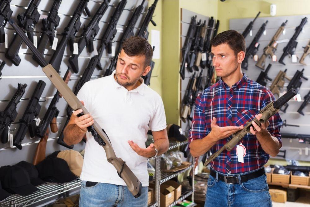 Does Walmart sell airsoft guns