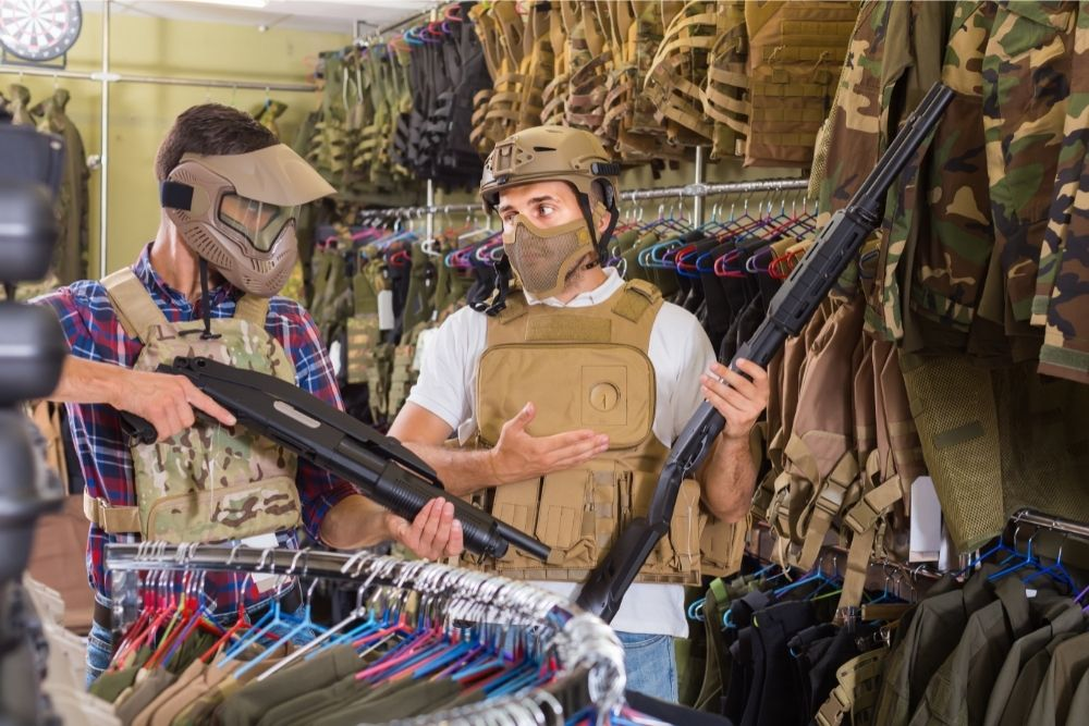 What is the Best Airsoft Brand